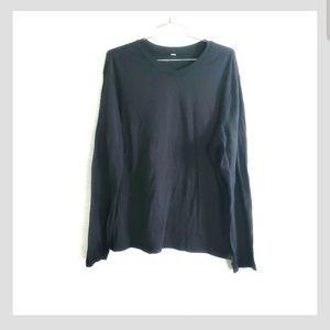 Lululemon Long Sleeve Knit Basic Top